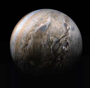 Tumblr, Blog, and Juno: photos-of-space:  Jupiter from the Juno Probe