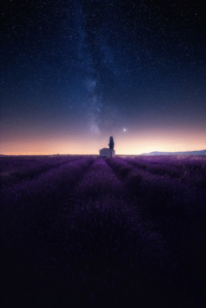 photos-of-space:  Lavender by Night: photos-of-space:  Lavender by Night