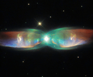 photos-of-space:  M2-9 aka Minkowski's Butterfly nebula.: photos-of-space:  M2-9 aka Minkowski's Butterfly nebula.