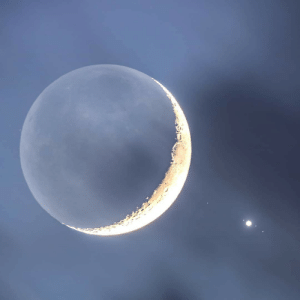 photos-of-space: Moon, Jupiter and its Gallilean moons.: photos-of-space: Moon, Jupiter and its Gallilean moons.