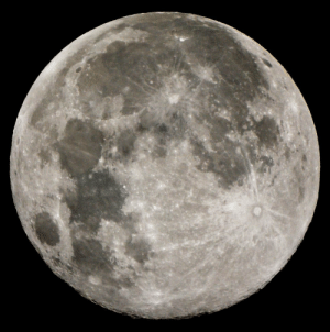 Tumblr, Blog, and Moon: photos-of-space:  My shot of the full moon last night!