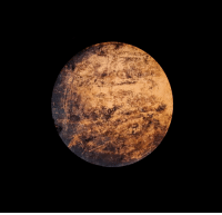 Nasa, Tumblr, and Blog: photos-of-space:  NASA recently discovered this planet near the Dynamos Cluster