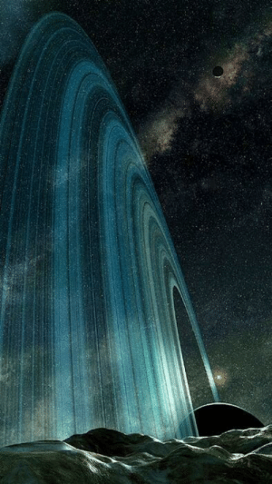 Tumblr, Blog, and Saturn: photos-of-space:  Rings of Saturn