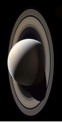 Tumblr, Blog, and Saturn: photos-of-space:  Saturn