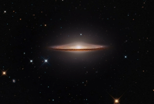 photos-of-space:  Sombrero Galaxy definitely needs more recognition.: photos-of-space:  Sombrero Galaxy definitely needs more recognition.