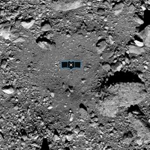photos-of-space:  X Marks the Spot: NASA Selects Site for Asteroid Sample Collection: photos-of-space:  X Marks the Spot: NASA Selects Site for Asteroid Sample Collection