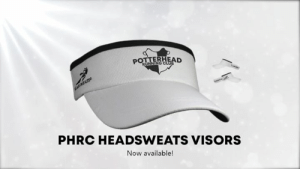 Head, Memes, and Today: PHRC HEADSWEATS VISORS  Now available! They've been one of our most popular wearable items, and are near-guaranteed attention-getters and conversation-starters at events. And now they're BACK!  Head to Horizont Alley today, and get your brand new PHRC Headsweats Performance Visors!
