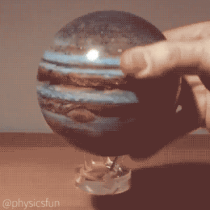 awesomage:  Mova Globes  : @physicsfun awesomage:  Mova Globes