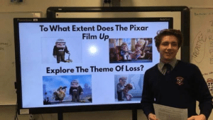 Dank, Memes, and Pixar: Pi  To What Extent Does The Pixar  Film Up  Explore The Theme Of Loss? meirl by VarysIsAMermaid69 MORE MEMES
