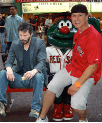 <p>Sad Keanu doesn&rsquo;t like Red Sox games.</p> <p>Submitted by metalshields</p>: PI2ZA BEER  RED S <p>Sad Keanu doesn&rsquo;t like Red Sox games.</p> <p>Submitted by metalshields</p>