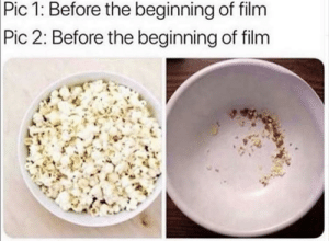 Meirl: Pic 1: Before the beginning of film  Pic 2: Before the beginning of film Meirl