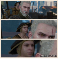 Michael Cera was an extra in The Witcher 3...: PIC. COLLAGE Michael Cera was an extra in The Witcher 3...