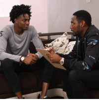 Picking the right crew to join your NFL.com Fantasy Football league is important…even if that means leaving De'Aaron Fox out 👀   From B/R x NFL: Picking the right crew to join your NFL.com Fantasy Football league is important…even if that means leaving De'Aaron Fox out 👀   From B/R x NFL