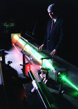 Computers, Nasa, and Tumblr: pictures-of-space:    Fourier Telescope   (March 1, 1993) Marshall Space and Flight Center's winner of a Research Technology Award worked with the Fourier telescope. This project developed new technology with the aid of advanced computers by allowing an object to be x-rayed using an absorption pattern, then sending this data to the computer where it calculates the data into pixels which in turn develops an image. This new technology is being used in fields of astronomy, astrophysics and medicine. (by NASA by The Commons)