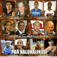 Chris Bosh, John Cena, and Memes: PILIPINAS  JAPETH AGUILAR A  CHRIS BOSH  PEPE SMITH  RAYMOND ALMAZAN  DEAD RINGERS  DEAD RINGERS  IN PHILIPPINE SPORTS  IN PHILIPPINE SPORTS  ri  GABE NORWOOD  A MICHAEL DE MESA  BARACK OBAMA  MICK PENNISI  f .com/PBAVihes  DEAD RINGERS  DEAD RINGERS  IN PHILIPPINE SPD  IN PHILIPPINE SPORTS  RBAKALOKALIKES  JOHN CENA  RAFI REAVIS  DEAD RINGERS  DEAD RINGERS  IN PHILIPPINE SPaRTS RIP Blakdyak :/ Kakapost ko palang neto 2 days ago grabe
