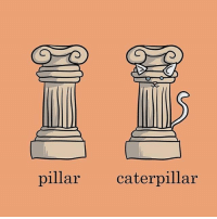 This. Is. Everything. Pun credit: @pundrawer pun puns punny funny punpunpun punsfodays: pillar caterpillar This. Is. Everything. Pun credit: @pundrawer pun puns punny funny punpunpun punsfodays