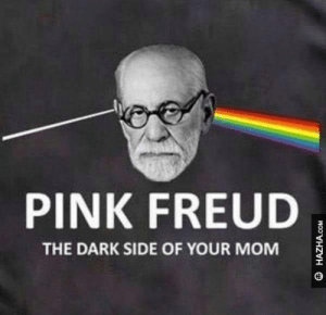 Dark side: PINK FREUD  THE DARK SIDE OF YOUR MOM  HAZHA.cOM Dark side