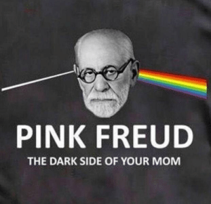 Pink freud: PINK FREUD  THE DARK SIDE OF YOUR MOM Pink freud