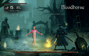 pink guy bloodborne : pink guy bloodborne