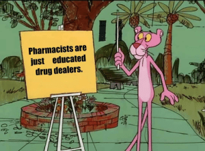 Pink panther is meta by orangemop MORE MEMES: Pink panther is meta by orangemop MORE MEMES