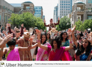 My big fat Indian Wedding! Not bad for a white guy!http://meme-rage.tumblr.com: PIPIPIN  Uber Humor  There's always money in the banana stand My big fat Indian Wedding! Not bad for a white guy!http://meme-rage.tumblr.com