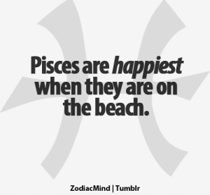 Tumblr, Beach, and Free: Pisces are happiest  when they are on  the beach.  ZodiacMind Tumblr June 18, You are slowly recovering from traumatic events from the past. It takes a certain time for it all to .….....FULL HOROSCOPE: http://horoscope-daily-free.net/pisces