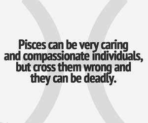 Bad, Bad Blood, and Cross: Pisces can be very caring  and compassionate índividuals,  but cross them wrong and  they can be deadly. June 30, Low immunity, bad blood count results. It is important to eat healthier and .….....FULL HOROSCOPE: http://horoscope-daily-free.net/pisces