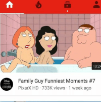 funny moments: PIXAR  10:24  Family Guy Funniest Moments #7  PixarX HD 733K views 1 week ago