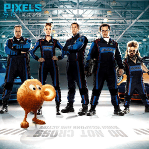 awkwardvagina:  sonypicturesuk:Assemble the team! Things are about to get real - with Michelle Monaghan, Kevin James Adam Sandler Josh Gad , Peter Dinklage and Q*bert! #PixelsMovie sonypicturesuk get this piece of trash off my dash or i will personally set up a campaign to get you hacked again: PIXELS  AT CINEMAS  AUGUST 12  RCIDER awkwardvagina:  sonypicturesuk:Assemble the team! Things are about to get real - with Michelle Monaghan, Kevin James Adam Sandler Josh Gad , Peter Dinklage and Q*bert! #PixelsMovie sonypicturesuk get this piece of trash off my dash or i will personally set up a campaign to get you hacked again