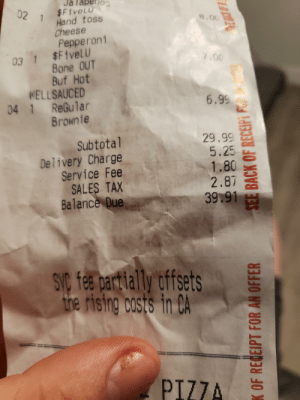 Pizza hut trashy charges sneakes extra charges: Pizza hut trashy charges sneakes extra charges