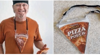 What a time to be alive: PIZZA  POUCH What a time to be alive