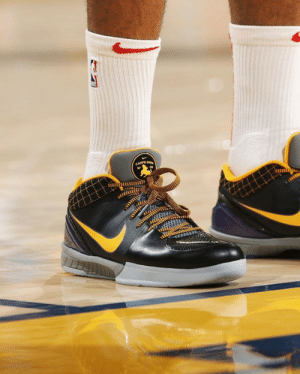 "PJ Tucker brought out the ""Carpe Diem"" Nike Kobe 4 tonight.: PJ Tucker brought out the ""Carpe Diem"" Nike Kobe 4 tonight."
