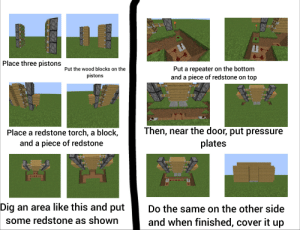 You Can Build Catapults With Slime Blocks and Pistons