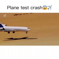 Memes, 🤖, and Crash: Plane test crash crazy chit