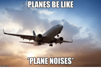 Memes, True, and Wow: PLANES BELIKE  PLANE NOISES  imgflip.com Wow true