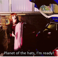 """bookishandi:  #One night the Doctor is going through the TARDIS and he finds Donna's hatbox#and he looks through it and she has beanies and big floppy hats#and hats that look like small small woodland creatures atop your head#and she has a stetson in there and even a fez#so he can't believe his luck months (and one body later) when he finds a fez#and he puts it on and thinks of Donna and her hatbox#and he insists that he's wearing it because Fezzes Are Cool#(""""and they are very cool Amy. Why are you making that face? You clearly don't understand high fashion okay#because fezzes are the very pinnacle of stylish come the 37th century and Amy Pond stop laughing at me right now!"""")#but maybe just a little part of him is thinking about another brilliant ginger who was unafraid to laugh at him#and maybe when the stetson shows up later he jams it right on his head#and his hearts break just a little for his lost Donna Noble#and maybe that's what gives him the strength to use his trip to come back and help Craig clean up#because he remembers this loud ginger friend he once had#who would always remind him that sometimes he needs someone - sometimes all you need is a mate(vi winterinthetardis) : Planet of the hats, I'm ready! bookishandi:  #One night the Doctor is going through the TARDIS and he finds Donna's hatbox#and he looks through it and she has beanies and big floppy hats#and hats that look like small small woodland creatures atop your head#and she has a stetson in there and even a fez#so he can't believe his luck months (and one body later) when he finds a fez#and he puts it on and thinks of Donna and her hatbox#and he insists that he's wearing it because Fezzes Are Cool#(""""and they are very cool Amy. Why are you making that face? You clearly don't understand high fashion okay#because fezzes are the very pinnacle of stylish come the 37th century and Amy Pond stop laughing at me right now!"""")#but maybe just a little part of him is thinking about another brilliant ginger who"""