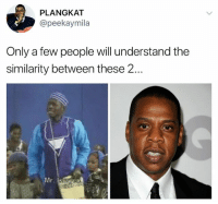 Beyonce, Memes, and Moonlight: PLANGKAT  @peekaymila  Only a few people will understand the  similarity between these 2...  Mr 😄😄 Double tap if you can relate ‼️ Follow @KraksTV for more . . . . . . JayZ SeanCombs BabaBlue BlueIvy IvyPark Beyonce 444 moonlight