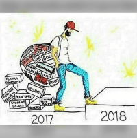 Memes, Loans, and Student Loans: PLASMA  ILY  STUDENT  LOANS  2017  1 2018 Here we go... what are you leaving in 2017?