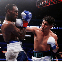 Easter, Memes, and 🤖: & PLASTICS INC Mikey Garcia With the UD Win Over Easter. GarciaEaster