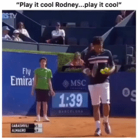 """@whitepeoplehumor always makes me laugh 😂: """"Play it cool Rodney...play it cool""""  Fly  Emira  MSC  1:39  ARCELON  GABASHVILI  ALMAGRO @whitepeoplehumor always makes me laugh 😂"""
