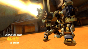 bastion: PLAY OF THE GAME  ANXIETY  S BASTION
