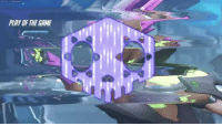 """""""You thought it was your play of the game but IT WAS ME  SOMBRA!!"""": PlAY OF THE GAME """"You thought it was your play of the game but IT WAS ME  SOMBRA!!"""""""
