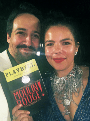 No timeline exists in which we miss a @Karenolivo opening night.  Bravo, @MoulinRougeBway. Breathtaking. https://t.co/z4hQMWCUUN: PLAYBILL  AL HIRSCHFELD THE  IN  IV  TRUTHATTY  MOULINT  BOUGE!  GaESTCAL No timeline exists in which we miss a @Karenolivo opening night.  Bravo, @MoulinRougeBway. Breathtaking. https://t.co/z4hQMWCUUN