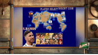 Street Fighter Sergio Ramos Version!!!   Créditos APM?: PLAYER SELECTINSERT COIN  1 P  S.RAMO  APM? Street Fighter Sergio Ramos Version!!!   Créditos APM?