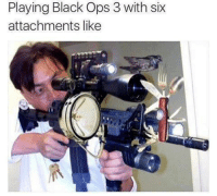 Fucking, Love, and Memes: Playing Black Ops 3 with six  attachments like ~Matt from the page I fucking love gaming stop by: Pokémon GO