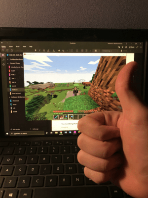 Playing Minecraft instead of studying for Midterms: Playing Minecraft instead of studying for Midterms