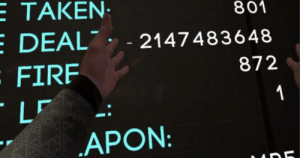 Playing VR and turns out I'm so bad that I got negative 2.14 billion kills I hope this is a glitch and I'm not that bad at this game: Playing VR and turns out I'm so bad that I got negative 2.14 billion kills I hope this is a glitch and I'm not that bad at this game
