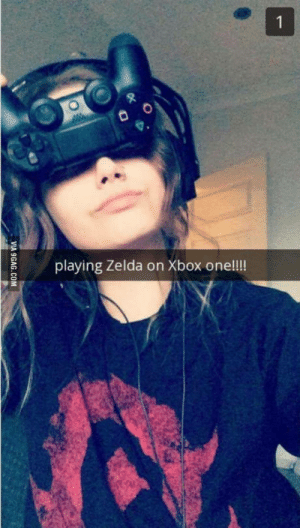 Xbox, Zelda, and Why: playing Zelda on Xbox onel!! And that is why stereotypes exist