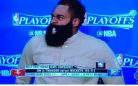 "Abc, Cheating, and Funny: PLAYOPLAYOFFS  @NBA  YOF  PLA  TROUND NEWS  GM 3: THUNDER DEFEAT ROCKETS 115-113  WEST FIRS  EITERETİİ  NBA  HOU LEADS SERIES 2-1  GAME4: SUNDAY 3:30 PM ET ON ABC When 2k cheating and your girl is in the other room like, ""oh my god calm down it's just a stupid game"" https://t.co/4rYylJubyz"