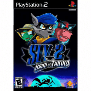 Memes, PlayStation, and Ps4: PlayStation.c  SLV 2  EVERTONE 30 Day Video Game Challenge  Day 30 - Favorite game of all time?  Sly Cooper 2, my childhood game and still own the ps2 and PS3 version. I hope they remaster it for PS4. I'm sorry for the long wait everyone! My scheduled posts stop working again!